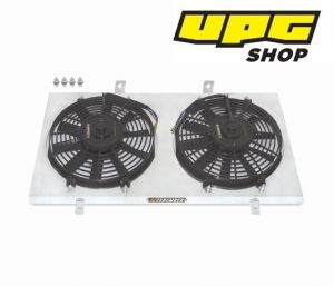 Honda Integra Performance Aluminium Fan Shroud Kit, 1994-2001