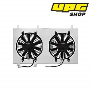 Mitsubishi Lancer Evolution X Performance Aluminium Fan Shroud Kit, 2008+