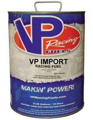 VP Racing Fuels Import