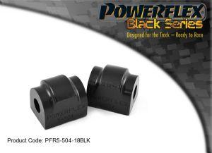 Powerflex Тампон на задна стабилизираща щанга BMW E34