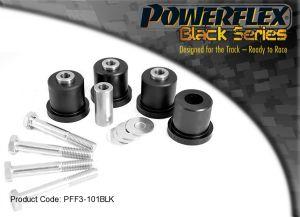 Powerflex Тампон за преден носач 37mm Audi 80 & 90