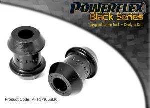 Powerflex Front Outer Roll Bar Mount Lower 16mm Audi 80 & 90