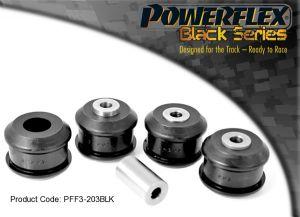Powerflex Тампон на преден горен носач към шаси Audi A4 / S4 B6 / B7