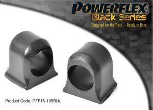 Powerflex Тампон на предна стабилизираща щанга, вътрешен 19mm Fiat Uno