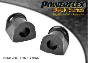 Powerflex Rear Anti Roll Bar Mounting Bush (inner) Opel Vectra A