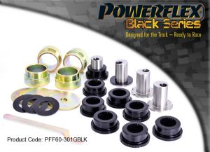 Powerflex Front Lower Wishbone Bush, Camber Adjustable Renault Clio 2