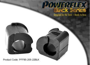 Powerflex Front Anti Roll Bar Bush VW Jetta Mk2