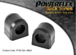 Powerflex Rear Anti Roll Bar To Chassis Bush Impreza GC,GF