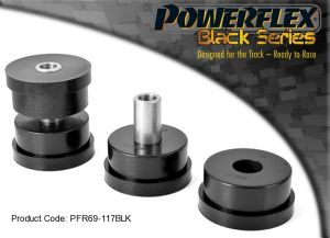 Powerflex Тампон заден носач към главина, преден Impreza GD,GG