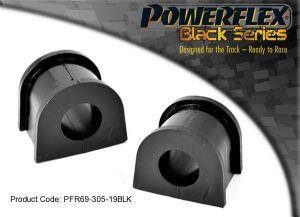 Powerflex Rear Anti Roll Bar To Chassis Bush Legacy BE, BH