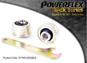 Powerflex Front Arm Rear Bush Caster Adjust Legacy BL, BP