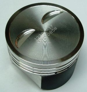 "Fiat Punto / Uno Turbo ""old"" 90-92 Woessner Piston"