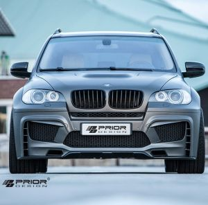 PD5X Widebody Aerodynamic-Kit for Bmw X5 E70