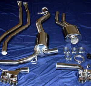 ESS 135i RPi Performance Exhaust System