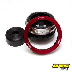 Alpha 5.5 Kompressor Pulley & Tune Upgrade