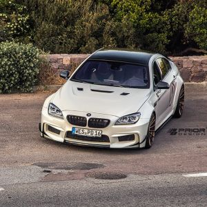 PD6XX Widebody Aerodynamic-Kit for BMW F06 / M6