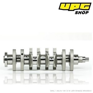 Opel OPC 1.6 Stroker to 1.8 - ZRP 89.00mm / Light Weight Crankshaft