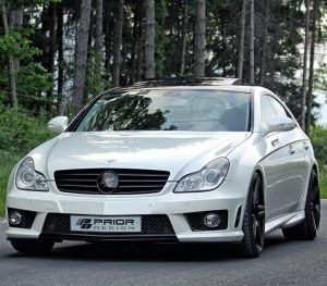PD600 Aerodynamic-Kit for Mercedes CLS W219