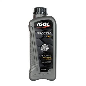 IGOL PROCESS B4 10W40 Semi-synthetic oil