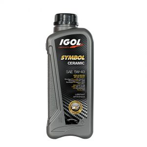 IGOL SYMBOL CERAMIC 5W40 Semi-synthetic oil