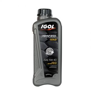 IGOL PROFIVE-PROCESS GOLD 5W40 synthetic oil