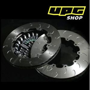 Racing Replacement Rear Brake Discs for Nissan R35 GT-R AP