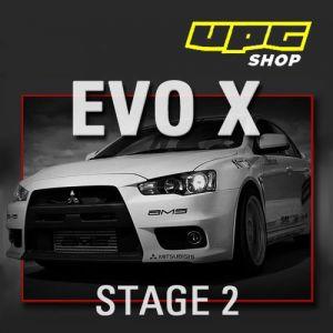 AMS Mitsubishi Lancer Evolution X Stage 2