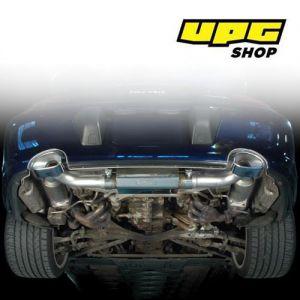 AWE Tuning Porsche 996TT / GT2 / X50 Exhaust System