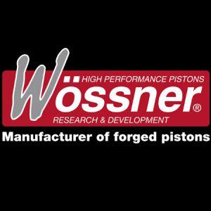 Opel / Vauxhall Astra / Calibra / Kadett / Vectra GSI 2.0L 16V Gr.A 3 Ring Wossner pistons