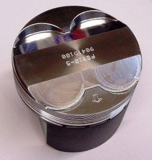 Peugeot 306 2.0Ltr. S16, 405 MI16 (155PS) Wossner pistons