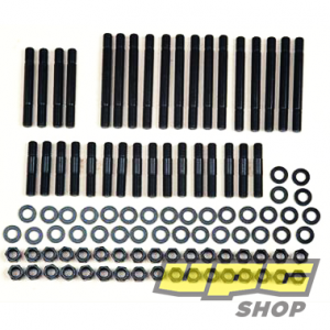 VW 1.8L & 2L 8V U/Cut - ARP Head Studs