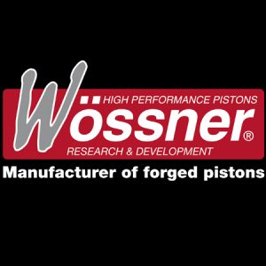 Porsche 993 Turbo to 3.8Ltr. (Turbo 1995-98 / GT2 1996-98) Wossner pistons