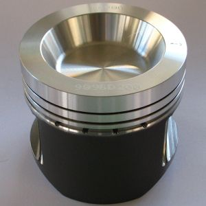 VW Polo G40 Wossner pistons