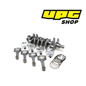 Ford Cosworth 2,0ltr 16v / C.R. 12,5:1 / 82.00mm Bore x 92,00mm - ZRP Stroker Kit