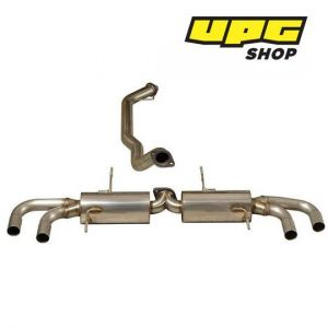 Nissan GTR R35 Piper Cat Back Exhaust System (Quiet)