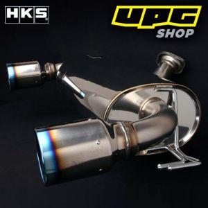 Mitsubishi Evo X HKS Exhaust System