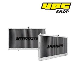 Mitsubishi 3000GT Turbo Performance Aluminum Radiator, 1991-1999 Manual