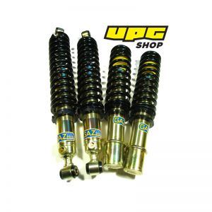 Ford Capri Mk1/2/3 Gaz (Leafspring) Coilover Kit