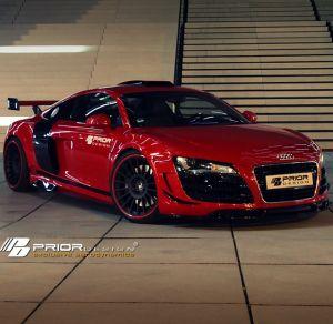 PD GT650 Aerodynamic-Kit for Audi R8