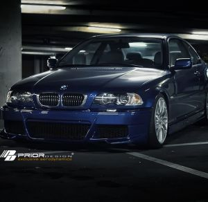 PD Aerodynamic-Kit for BMW E46 Coupe