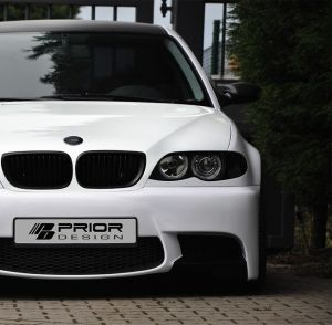 PD M3 Тип Аеродинамичен пакет за BMW E46 Sedan/Coupe