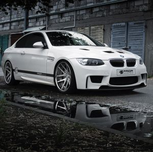 PD-1M Aerodynamic-Kit for BMW E92 / E93