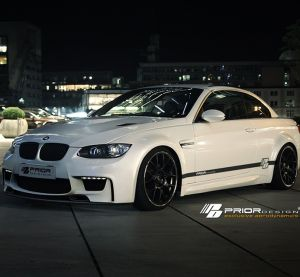 PD-1M Widebody Aerodynamic-Kit for BMW E92 / E93