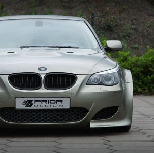 PD Widebody Aerodynamic-Kit for Bmw 5-Series E60