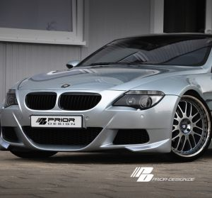 PD Aerodynamic-Kit for BMW E63 / E64