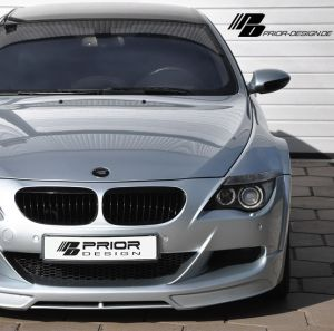 PD550 Widebody Aerodynamic-Kit for BMW E63 / E64