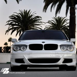 PD Aerodynamic-Kit for BMW E65 / E66