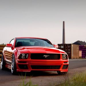 PD Aerodynamic-Kit for FORD MUSTANG C5