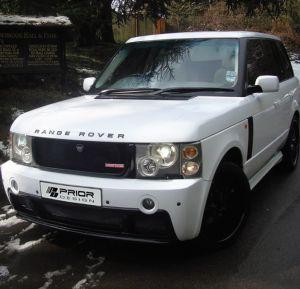 PD Аеродинамичен пакет за Range Rover 2002-2005