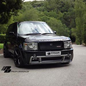 PD Widebody Аеродинамичен пакет за Range Rover 2002-2005